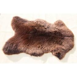 Kůže hnědá100-110 cm