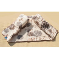 Vlněná deka 160 x 200 cm