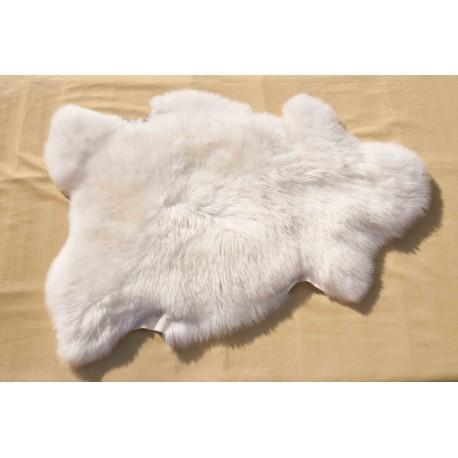 Kůže bílá do 110 cm