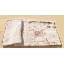 Vlněná deka 180 x 200 cm