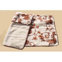 Vlněná deka oboustranná 200 x 150 cm