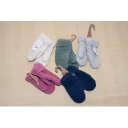 Vlněné rukavice - dámské